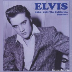 Discos de vinilo: ELVIS PRESLEY - THE CALIFORNIA SESSIONS 1960-1961 - LP VINILO NUEVO. Lote 104313431