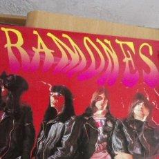 Discos de vinilo: RAMONES - MONDO BIZARRO - CHRYSALIS RECORDS 1992 . EDICION ESPAÑOLA. Lote 104317427