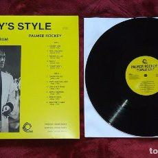 Discos de vinilo: PALMER ROCKEY - ROCKEY'S STYLE - LP [TRUNK RECORDS, 2013]. Lote 104319627