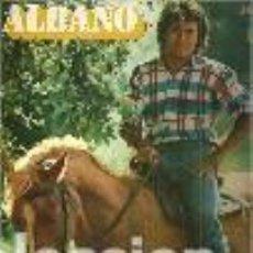 Discos de vinilo: ALBANO CANTA EN ESPAÑOL 10¨ 25CTMS. SELLO EMI-ODEON ORLADOR EDITADO EN ESPAÑA. AÑO 1972. Lote 104323111