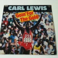 Discos de vinilo: CARL LEWIS - GOIN' FOR THE GOLD (EDICIÓN FRANCESA). Lote 104325016