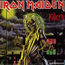 Discos de vinilo: IRON MAIDEN KILLERS LP. Lote 104325935