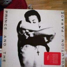 Discos de vinilo: PRINCE AND THE REVOLUTION/ PARADE. Lote 104326924