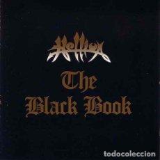 Discos de vinilo: HELLION THE BLACK BOOK LP ORIGINAL UK MUSIC FOR NATIONS 1990. Lote 104327407