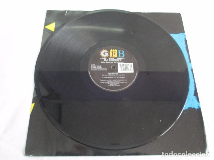 Discos de vinilo: GFB. ACTIVE MUSIC PROJECTS. DJ ENERGY. EP VINILO. MEDIA RECORDS 1996. VER FOTOGRAFIAS - Foto 3 - 104329483