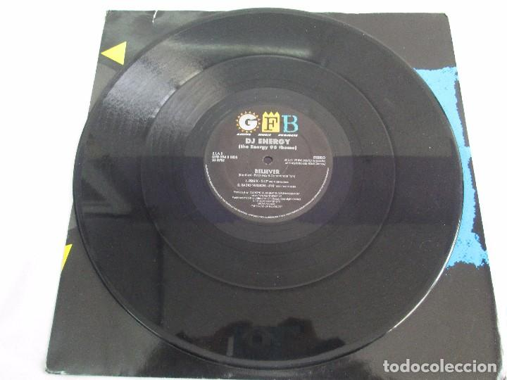 Discos de vinilo: GFB. ACTIVE MUSIC PROJECTS. DJ ENERGY. EP VINILO. MEDIA RECORDS 1996. VER FOTOGRAFIAS - Foto 5 - 104329483