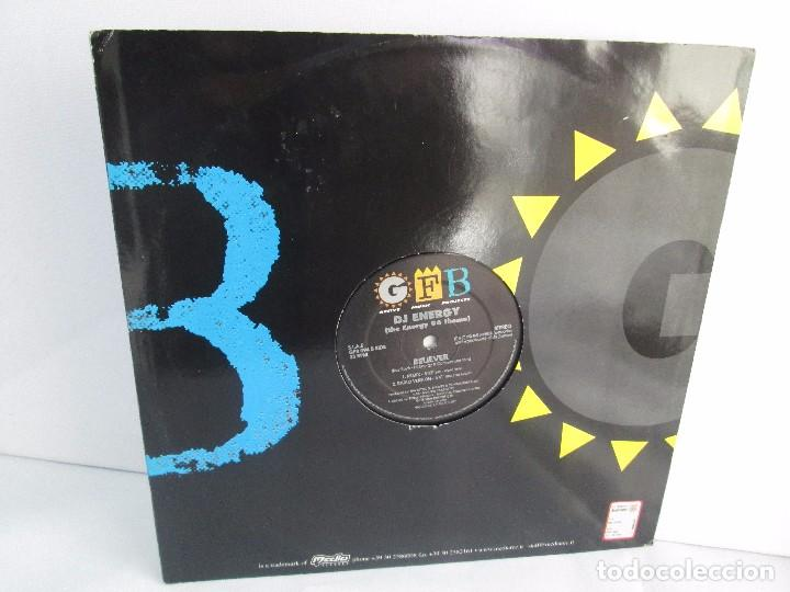 Discos de vinilo: GFB. ACTIVE MUSIC PROJECTS. DJ ENERGY. EP VINILO. MEDIA RECORDS 1996. VER FOTOGRAFIAS - Foto 10 - 104329483