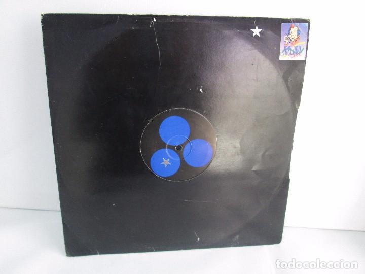 SUPERNOVA. MOOGABILITY. CONTACT. EP VINILO. 1996. VER FOTOGRAFIAS ADJUNTAS (Música - Discos - Singles Vinilo - Electrónica, Avantgarde y Experimental)