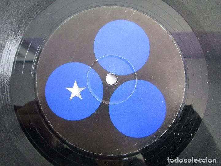 Discos de vinilo: SUPERNOVA. MOOGABILITY. CONTACT. EP VINILO. 1996. VER FOTOGRAFIAS ADJUNTAS - Foto 4 - 104329851