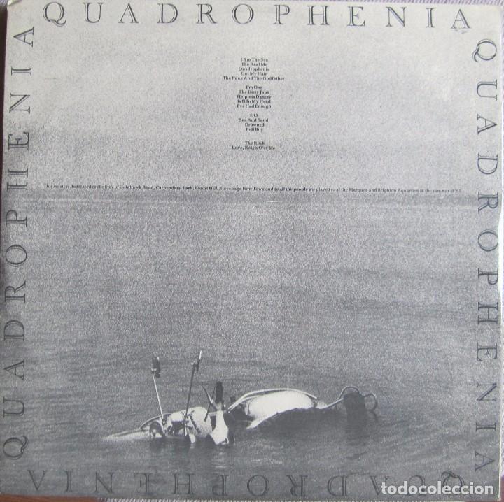 Discos de vinilo: WHO, THE: QUADROPHENIA - Foto 2 - 104347207
