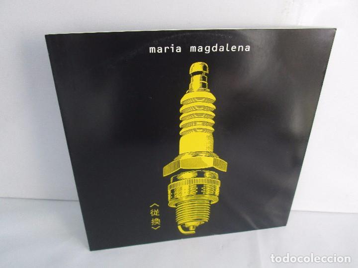 MARIA MAGDALENA. CLUBMIX. VEGA SICILIA MIX. EP VINILO. VIRGIN 1993. VER FOTOGRAFIAS ADJUNTAS (Música - Discos - Singles Vinilo - Electrónica, Avantgarde y Experimental)