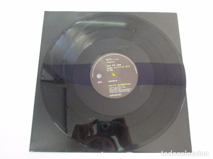 Discos de vinilo: MARIA MAGDALENA. CLUBMIX. VEGA SICILIA MIX. EP VINILO. VIRGIN 1993. VER FOTOGRAFIAS ADJUNTAS - Foto 5 - 104353723