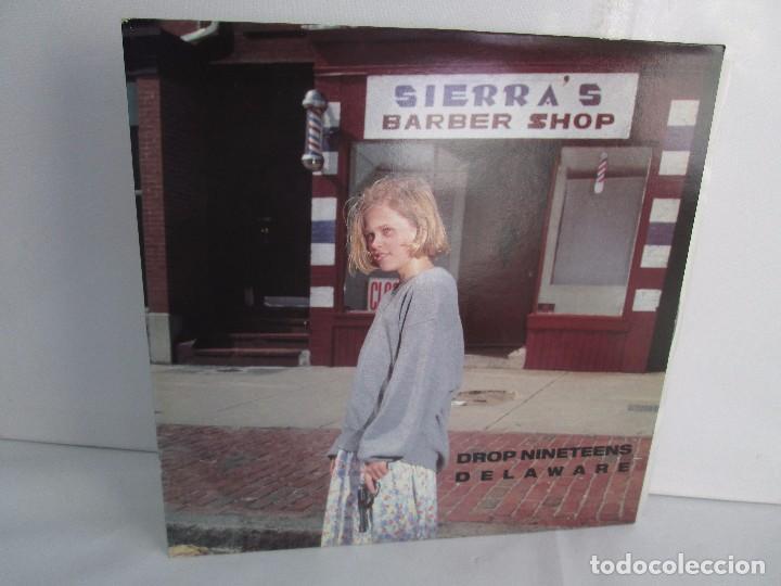 DROP NINETEENS. DELAWARE. LP VINILO. HUT RECORDINGS 1992. VER FOTOGRAFIAS ADJUNTAS (Música - Discos - Singles Vinilo - Otros estilos)