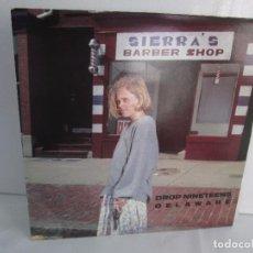 Discos de vinilo: DROP NINETEENS. DELAWARE. LP VINILO. HUT RECORDINGS 1992. VER FOTOGRAFIAS ADJUNTAS. Lote 203639128