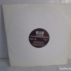 Discos de vinilo: AZWAN TRANSMISSIONS E.P VINILO. REACT MUSIC 1996. VER FOTOGRAFIAS ADJUNTAS. Lote 104357095