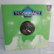 Discos de vinilo: TESSERACT RECORDS. PHONETIC NUMA. E.P. VINILO. 1996. VER FOTOGRAFIAS ADJUNTAS. Lote 104360251