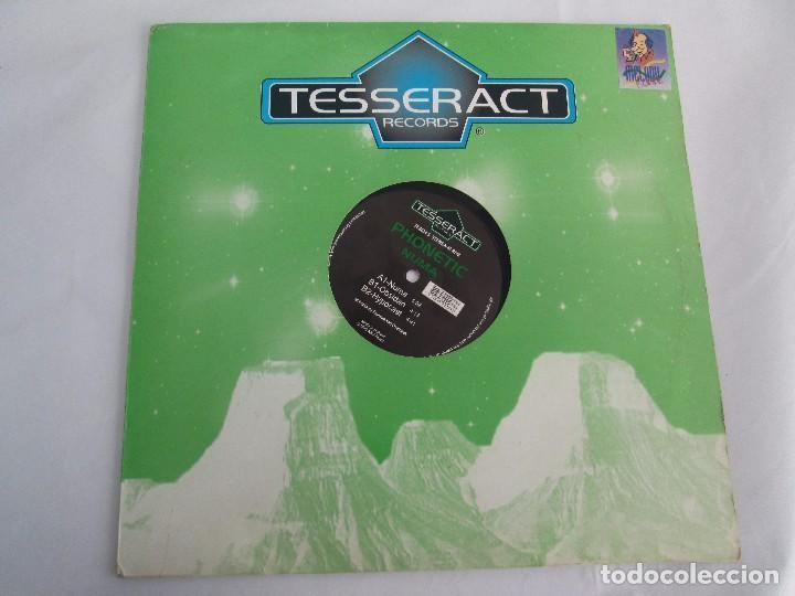 Discos de vinilo: TESSERACT RECORDS. PHONETIC NUMA. E.P. VINILO. 1996. VER FOTOGRAFIAS ADJUNTAS - Foto 2 - 104360251