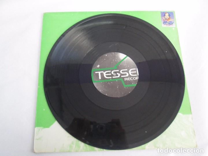 Discos de vinilo: TESSERACT RECORDS. PHONETIC NUMA. E.P. VINILO. 1996. VER FOTOGRAFIAS ADJUNTAS - Foto 5 - 104360251