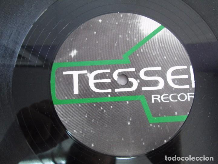 Discos de vinilo: TESSERACT RECORDS. PHONETIC NUMA. E.P. VINILO. 1996. VER FOTOGRAFIAS ADJUNTAS - Foto 6 - 104360251