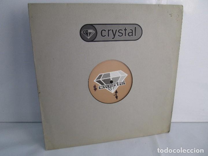 THE ARC. E.P. VINILO. CRISTAL. INTERGROOVE. VER FOTOGRAFIAS ADJUNTAS (Música - Discos - Singles Vinilo - Electrónica, Avantgarde y Experimental)