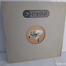 Discos de vinilo: THE ARC. E.P. VINILO. CRISTAL. INTERGROOVE. VER FOTOGRAFIAS ADJUNTAS. Lote 104362779
