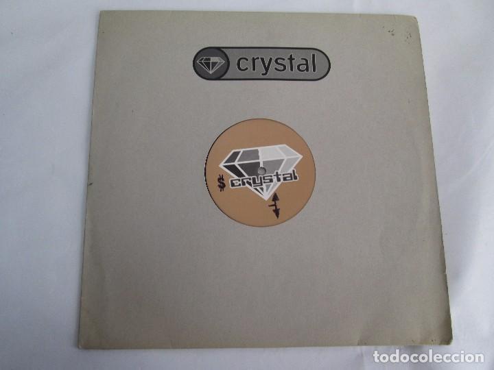 Discos de vinilo: THE ARC. E.P. VINILO. CRISTAL. INTERGROOVE. VER FOTOGRAFIAS ADJUNTAS - Foto 2 - 104362779