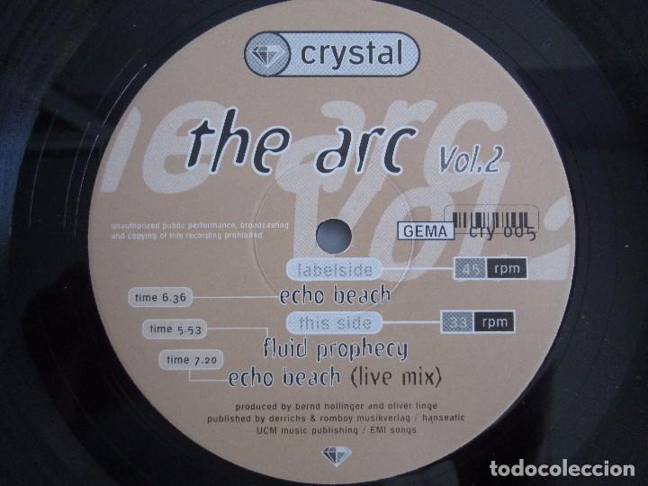 Discos de vinilo: THE ARC. E.P. VINILO. CRISTAL. INTERGROOVE. VER FOTOGRAFIAS ADJUNTAS - Foto 6 - 104362779