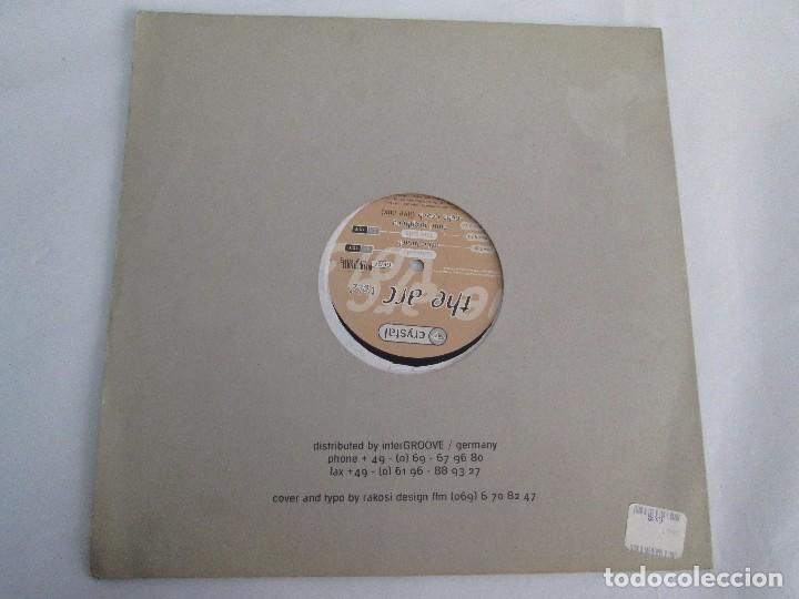 Discos de vinilo: THE ARC. E.P. VINILO. CRISTAL. INTERGROOVE. VER FOTOGRAFIAS ADJUNTAS - Foto 7 - 104362779