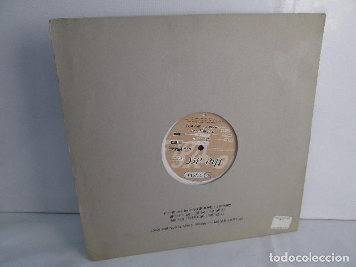 Discos de vinilo: THE ARC. E.P. VINILO. CRISTAL. INTERGROOVE. VER FOTOGRAFIAS ADJUNTAS - Foto 8 - 104362779