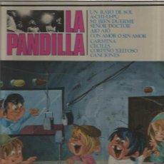 Discos de vinilo: LA PANDILLA 1970. Lote 104364407
