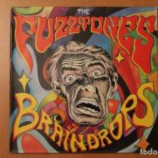 Discos de vinilo: THE FUZZTONES - BRAINDROPS - MUSIC MANIAC RECORDS. Lote 104365287