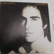 Discos de vinilo: LLUIS LLACH SOMNIEM ARIOLA DOBLE PORTADA 1979. Lote 104370343