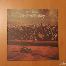 Discos de vinilo: NEIL YOUNG - TIME FADES AWAY - REPRISE WARNER GERMANY 1973. Lote 104371735