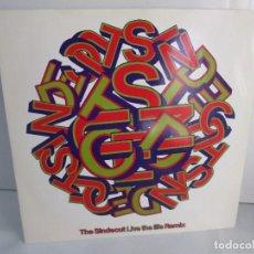 Discos de vinilo: THE SINDECUT. LIVE THE LIFE. REMIX. E.P. VINILO .VIRGIN RECORDS 1990. VER FOTOGRAFIAS ADJUNTAS. Lote 104374915