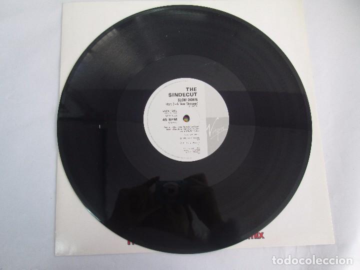 Discos de vinilo: THE SINDECUT. LIVE THE LIFE. REMIX. E.P. VINILO .VIRGIN RECORDS 1990. VER FOTOGRAFIAS ADJUNTAS - Foto 3 - 104374915