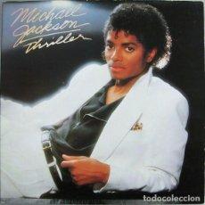 Discos de vinilo: MICHAEL JACKSON- THRILLER-LP HOLANDES CLUB EDITION EPCCL467258-RARO!!!!. Lote 104393839