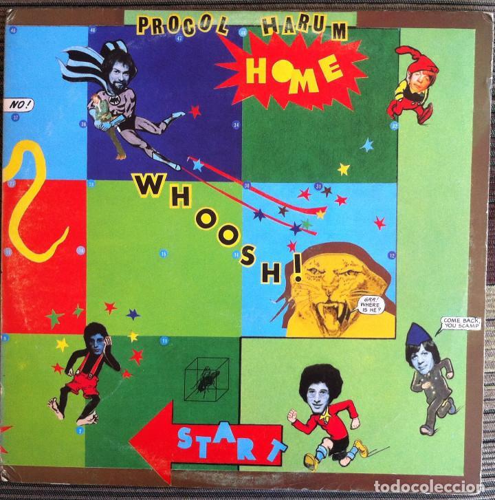 PROCOL HARUM - SHINE ON BRIGHTLY+HOME - 2 LP CUBE RECORDS 1972 EDICIÓN INGLESA (Música - Discos - LP Vinilo - Pop - Rock Extranjero de los 50 y 60)