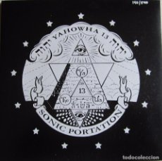 Discos de vinilo: YAHOWHA 13: SONIC PORTATION. PSYCHO DE ALTO VOLTAGE. TRÍO QUE NACE DE LAS CENIZAS DE YA HO WHA. . Lote 104429963