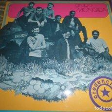 Discos de vinilo: GRUPO MONCADA - CREDENCIALES LP - EDICION ESPAÑOLA - MOVIEPLAY RECORDS 1979 - ESTEREO -. Lote 104432231