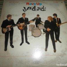 Discos de vinilo: THE YARDBIRDS - HAVING A RAVE UP WITH THE YARDBIRDS LP - ORIGINAL U.S.A. - EPIC RECORDS 1965 MONO -. Lote 104440107