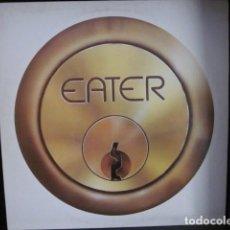 Discos de vinilo: EATER - LOCK IT UP - MAXI - EDICION INGLESA DEL AÑO 1977.. Lote 104442435