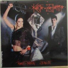 Discos de vinilo: KORTA-ZAHARRA - TRANSIT-MOTION / DIVE OUT - MAXI NUEVO ESPAÑOL. Lote 104454163