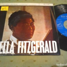 Discos de vinilo: ELLA FITZGERALD STARDUST SPAIN 1963 EP. Lote 104454463