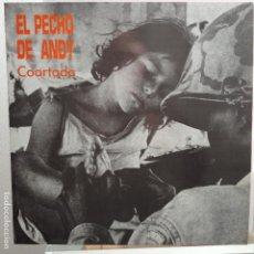 Discos de vinilo: EL PECHO DE ANDY - COARTADA + 2 - MAXI NUEVO ESPAÑOL. Lote 104455451