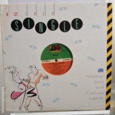 Discos de vinilo: MIGUEL BOSE - THE EIGHTH WONDER + 4 - MAXI NUEVO USA PROMO. Lote 104457307