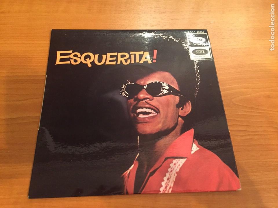 ESQUERITA - ESQUERITA EP- CAPITOL- 1965- FRANCE (Música - Discos de Vinilo - EPs - Rock & Roll)