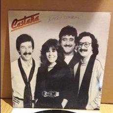 Discos de vinilo: CASTAÑA / MISMO TÍTULO. LP / MOVIE PLAY - 1982 / MBC. ***/***. Lote 104468183