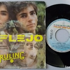 Discos de vinilo: REFLEJO / RULING / SINGLE 7 INCH. Lote 104470163