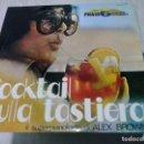 Discos de vinilo: COCKTAIL SULLA TASTIERA. IL SUPERPIANOFORTE DI ALEX BROWN. Lote 104473115