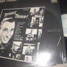 Discos de vinilo: BOBBY TRUP-BOBBY TROUP (1984-PAUSA RECORDS) EDITADO USA COMPARTIR LOTE. Lote 104476723